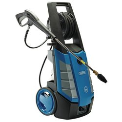 Pressure Washer With Total Stop Feature