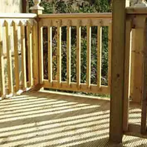 Decking & Railway Sleepers