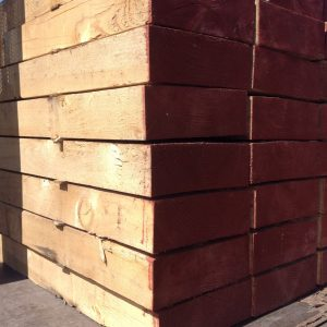 Sawn, Treated and Graded Timbers